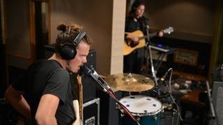 Half Moon Run - Call Me In The Afternoon in session for BBC Radio 1