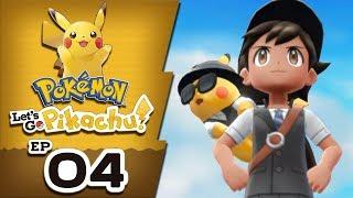LIVE #04 - POKÉMON LET'S GO PIKACHU!