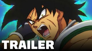 Dragon Ball Super: Broly Movie T HD