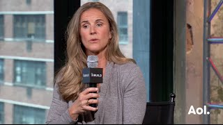 Brandi Chastain On the 20th Anniversary Of Women's Soccer | BUILD Series