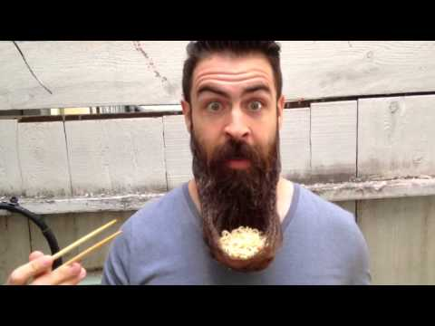 Stop Shaving Now And Grow Yourself A Ramen Bowl...