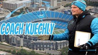 Should The Carolina Panthers Hire Luke Kuechly As Linebackers Coach ? #Panthers #LukeKuechly