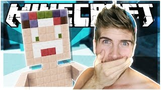BUILDING JOEY GRACEFFA!? (THATS ME!!)   BUILD BATTLE   Minecraft