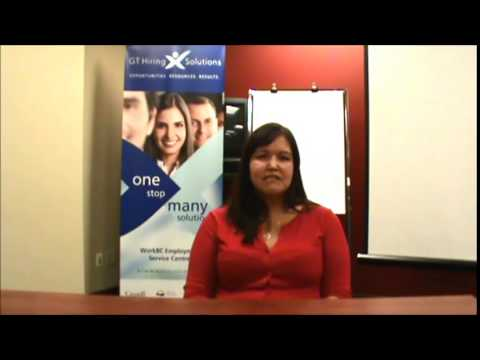 GT Hiring Solutions Client Lindsey Talks About Informational Interviews