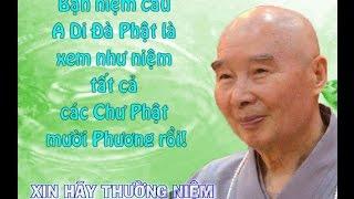 06 Niệm Phật   HT Tịnh Không
