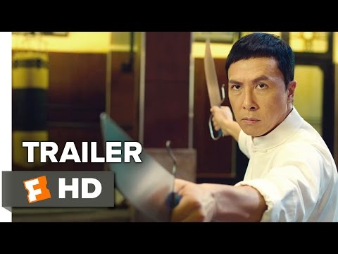 Ip Man 3 Official Trailer #1 (2016) - Donnie Yen, Mike Tyson