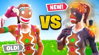The *NEW* Fortnite Christmas Skins!