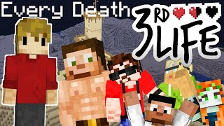 EVERY DEATH IN THE 3RD LIFE SMP SEASON ONE | GameOmatic