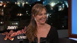 Allison Janney on I, Tonya Oscar Nomination and Meeting William & Kate