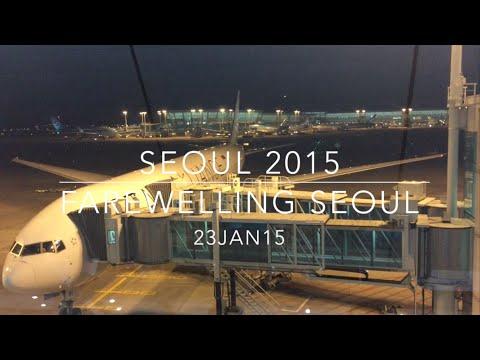 SEOUL 2015: Day 23: Farewelling Seoul - January 23   MDNBLOG