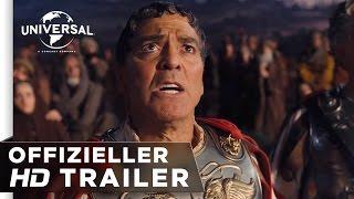 Hail, Caesar! - Trailer german/deutsch HD