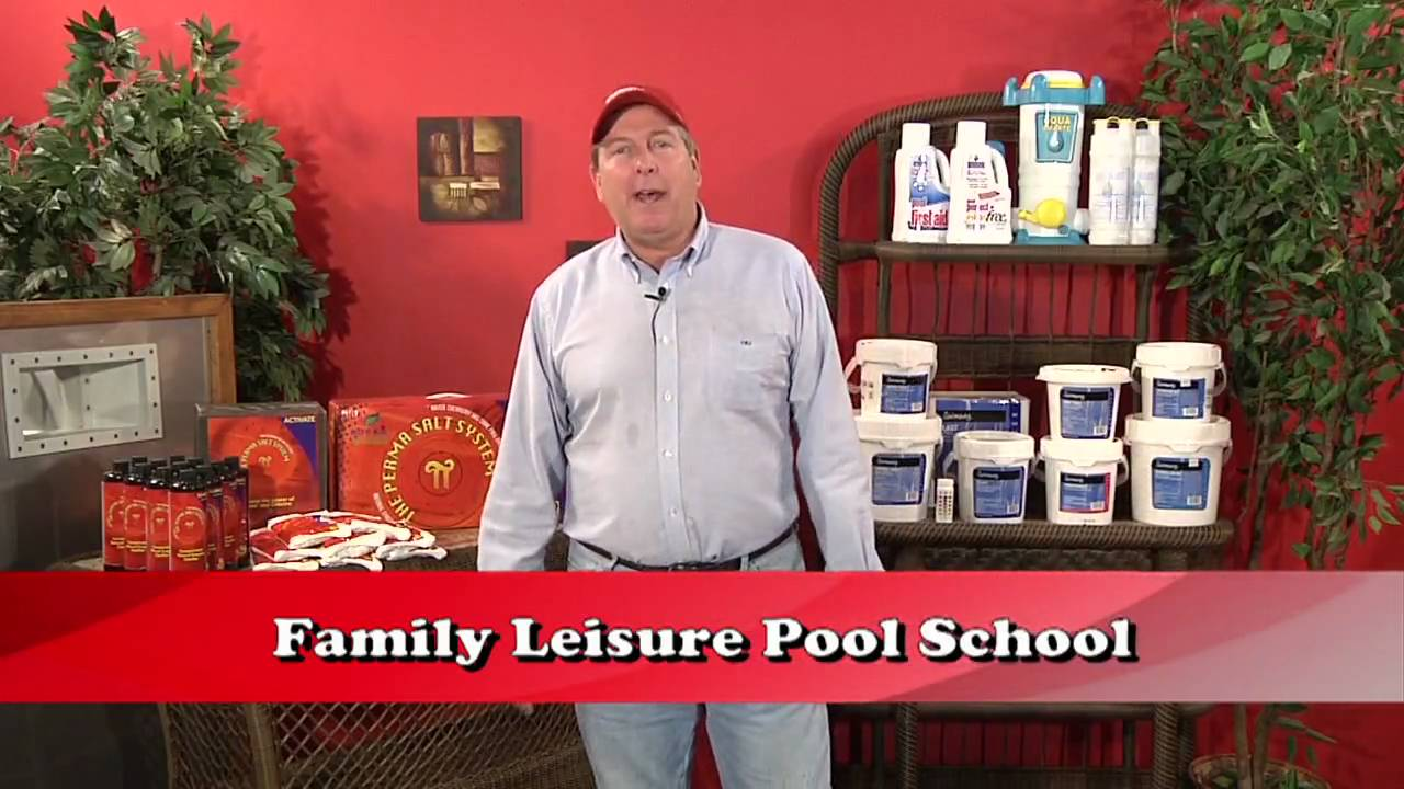 New Pool School 01 Introduction Family Leisure