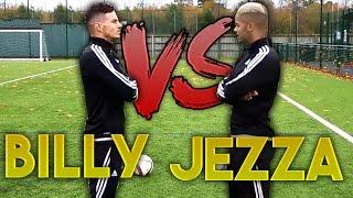 Billy VS Jezza | 11-a-side The Ultimate BATTLE!