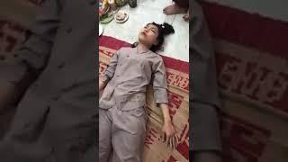 Ma nữ 14 tuổi nhập hồn vào người