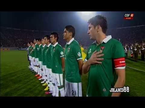 Bolivia [Clasificatorias Brasil'14] {Himno Nacional} |11/06/2013|