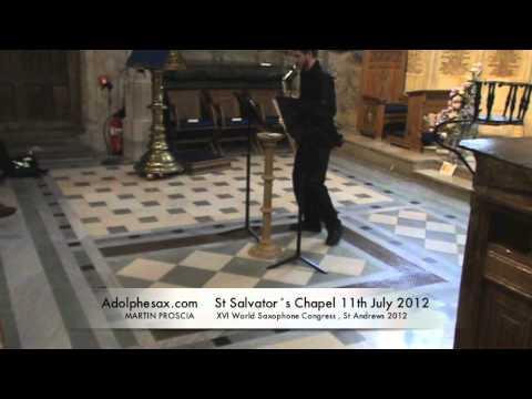 WSCXVI MARTIN PROSCIA   Prelude to a Bandoneon II by Martin Proscia