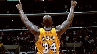 The Legacy of Shaquille O'Neal