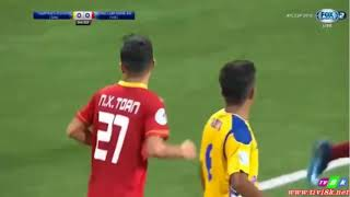 Highlight | Tampines Rovers vs Song Lam Nghe An | AFC CUP