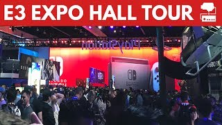 Live E3 Expo Hall Tour!