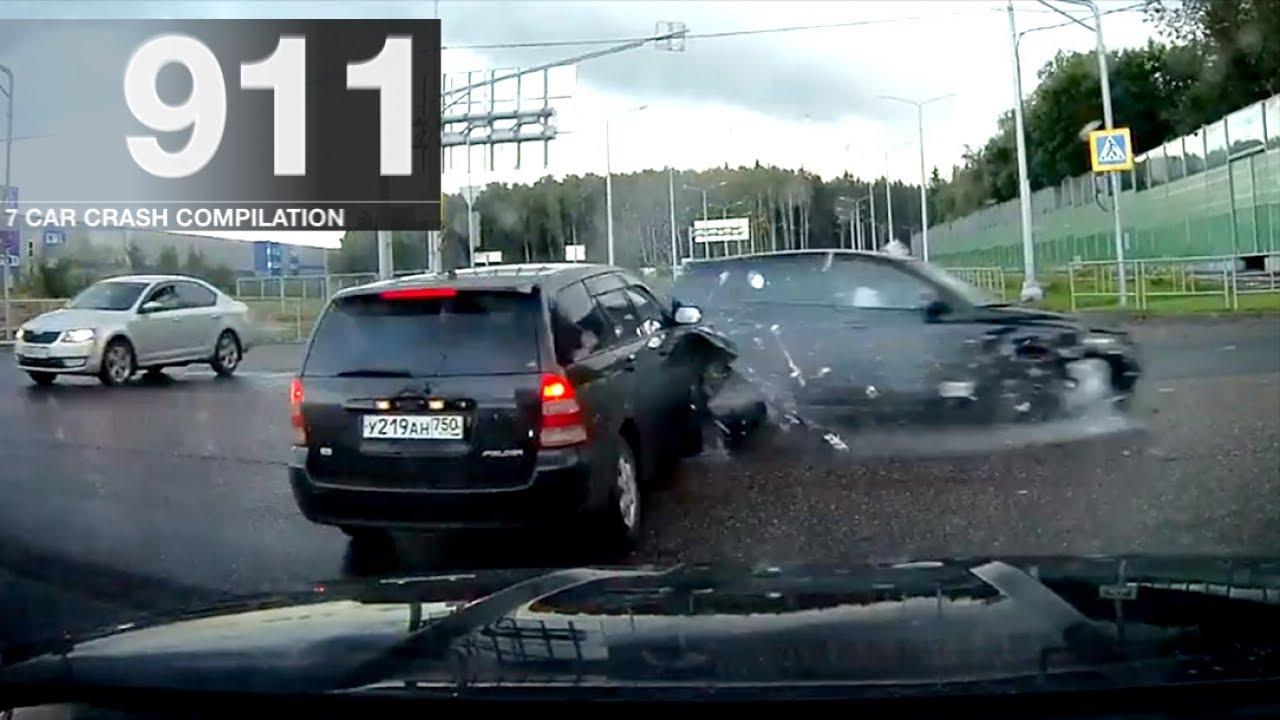 Car Crash Compilation 911 - September 2017