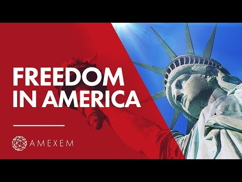 Freedom In America: Justice In America (4 of 4)