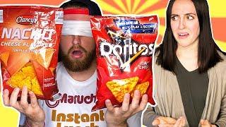 Name Brand vs. Generic Chips Taste Test