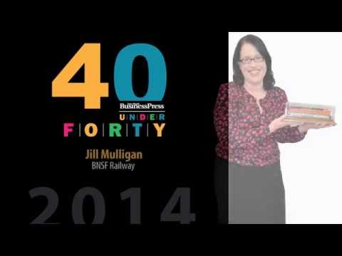2014 Fort Worth Business Press 40 Under 40 - Jill Mulligan