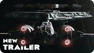 Star Wars 8: The Last Jedi Trailer 'New Star Destroyer Attack' (2017)