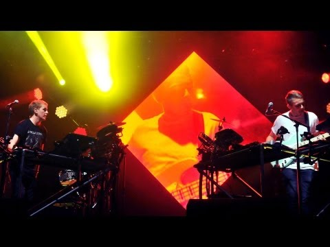 Disclosure - You And Me At Reading Festival 2013 - Smashpipe Entertainment