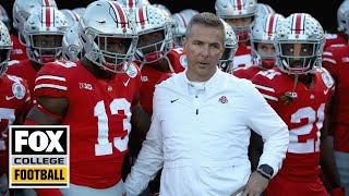 Urban Meyer on improving college football, toughest part of coaching   BIG NOON KICKOFF   CFB ON FOX