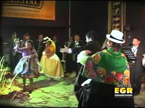 SUSAN DEL PERU Y CHATO GRADOS EN VIVO- DUO DE ORO- LA ORQUESTA- TUNANTADA.