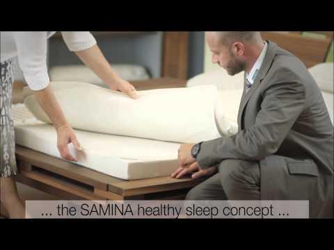 SAMINA - Healthy sleep in its most natural form
