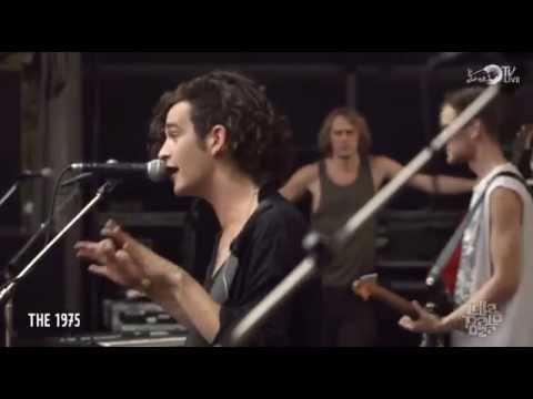 The 1975 - Chocolate (Live @ Lollapalooza 2014)