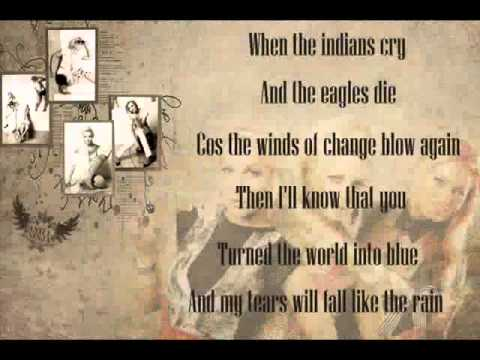 Vanilla Ninja - When the Indians Cry - Instrumental/Karaoke