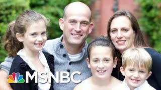 Teacher Makes Personal Plea After Losing Husband To Covid-19 | Morning Joe | MSNBC