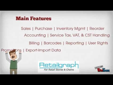 About RetailGraph Software Brief Information | SWIL Software