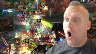 The MOST INSANE World PvP in WoW BFA
