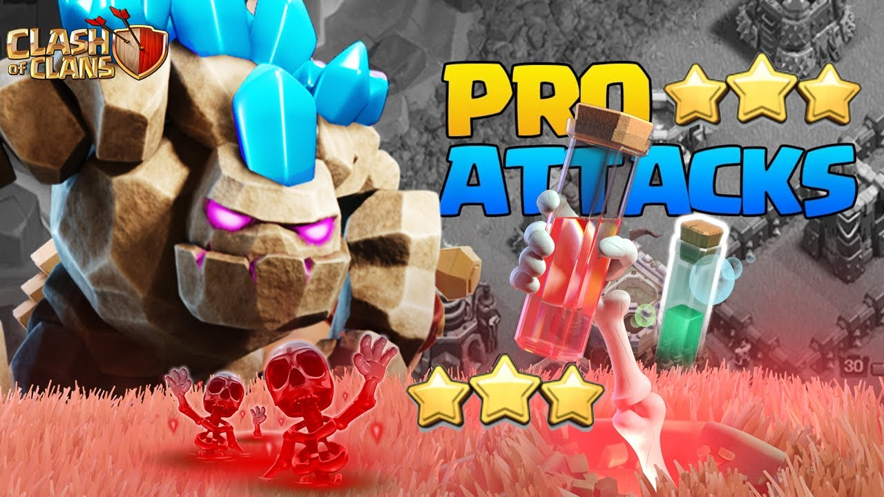 TH11 PRO ATTACK* Th11 Skelly Donut LaLo | Th11 Skelly Donut Super Archer* Th11 All Troops Attack Coc