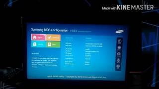 Como dar boot no notebook Samsung NP370E4K  sem complicações!!!!!