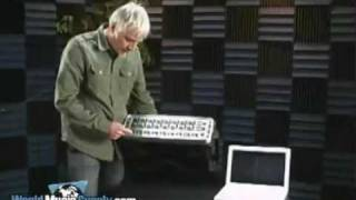 BEHRINGER POWERPLAY PRO-8 HA8000 Demo
