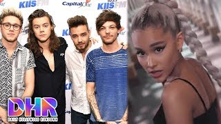 One Direction Is Getting Back Together? Ariana Grande New Music Video (WEEKLY DHR)