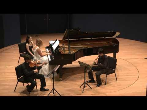 Claude Debussy: Sonate - Hanchao Jiang, Guillaume Leroy, Marina Di Giorno 3/3