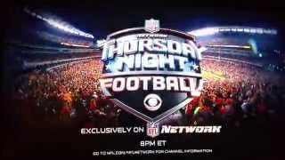 Noah in Thursday Night Football Promo for Cincinnati Bengals vs Cleveland Browns