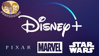 Disney+ Streaming Service Details & The Mandalorian!