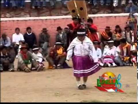 competencias de las mejores guiadoras--- huaylias parte 4
