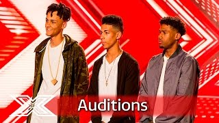 5 AM get the Judges dancing |  Auditions Week 3 | The X Factor UK 2016