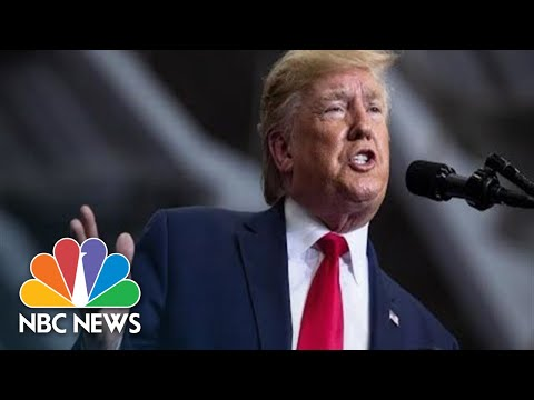 Watch Live: President Donald Trump Participates In NYC Veterans Day Events   NBC News