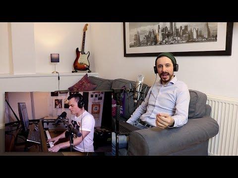Vocal Coach Reacts - Marc Martel 'Bohemian Rhapsody'