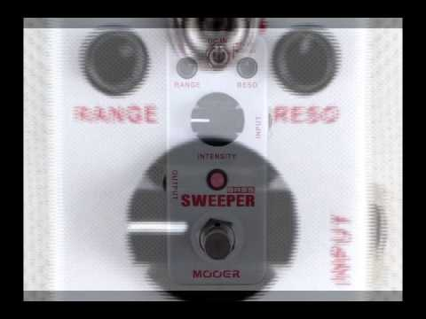 Mooer Audio Sweeper Bass Envelope Filter