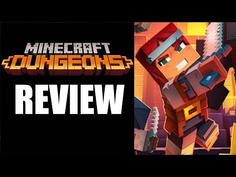 Minecraft Dungeons Review - The Final Verdict